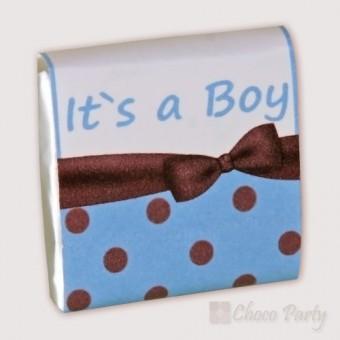 Мини шоколади – It`s a boy!