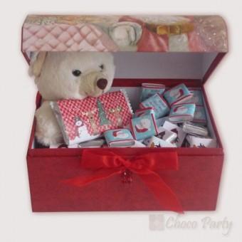 Коледна кутия с изненади