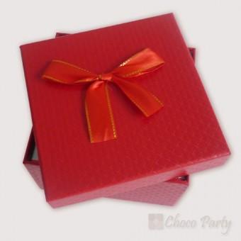 Празнична  кутия с дядо Коледа