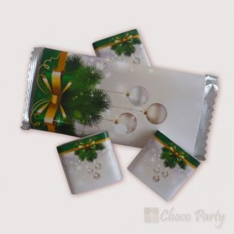 Коледен комплект – Зелена елха