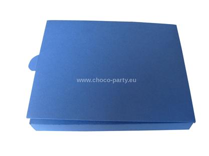 кутия шоколадови бонбони