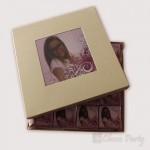 Сватбена бонбониера Класика за подарък - Целувка