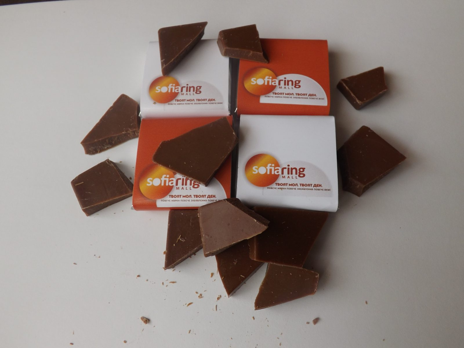 mini chocolates Sofia Ring Mall