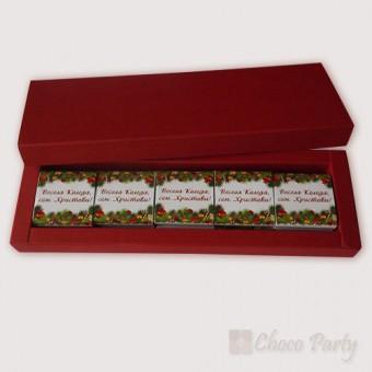 НАЙ-ПРОДАВАН – Елегантна бонбониера  – Коледен подарък