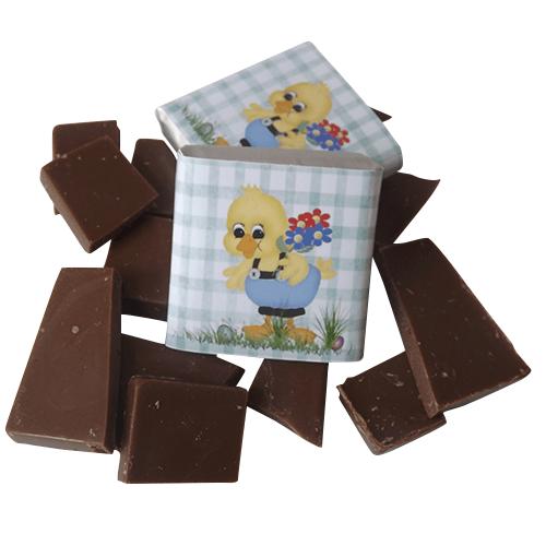 Мини шоколад Великден – Жълтото пиленце