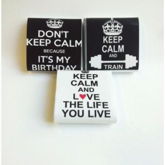 Мини шоколади за тинейджъри – Keep Calm