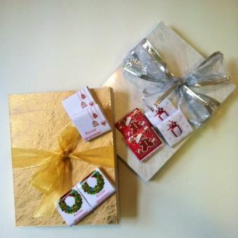 Коледна луксозна бонбониера – Сладка зима
