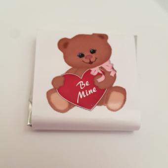 Шоколадови бонбони за Св.Валентин – Мече и сърце