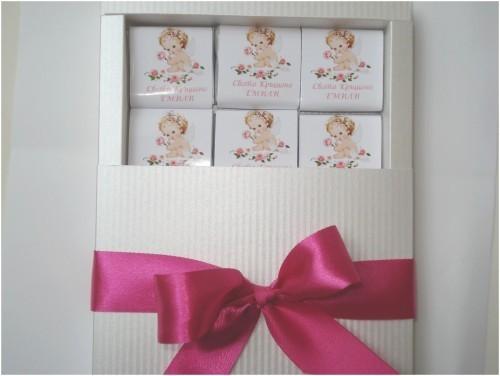 Мини шоколади – Розово ангелче