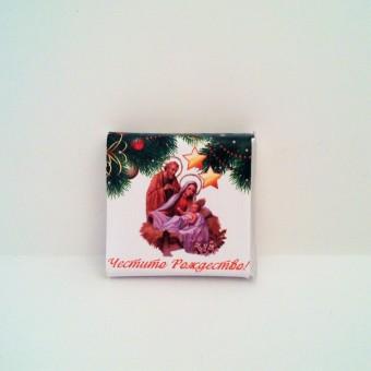 Коледни мини шоколади – Рождество!
