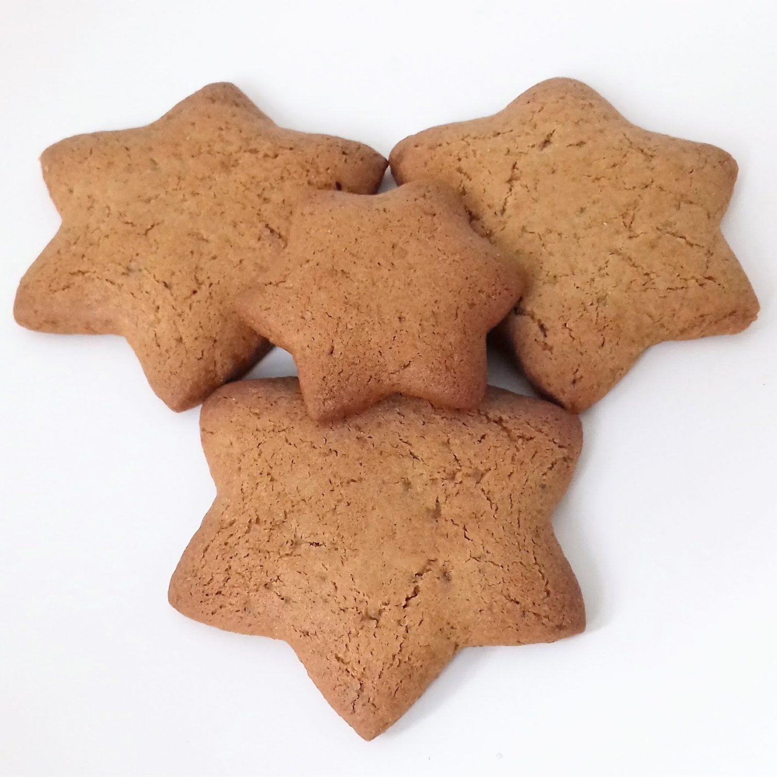 НОВО – Медени бисквитки с канела – Коледна звезда