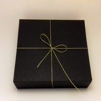 Бонбониера Черна перла – Изискан подарък за всеки повод