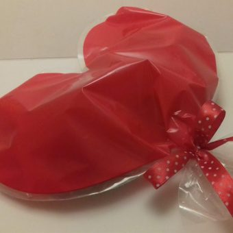 Уникално предложение – 30 шоколадови сърца!