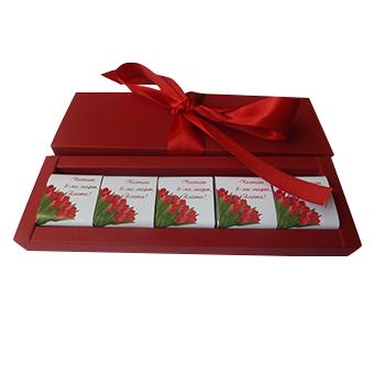 Елегантна бонбониера за подарък – Лалета